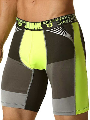 Junk Flash Bike Brief Underwear Yellow Gayrado Online Shop