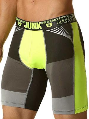 Junk Flash Bike Brief Underwear Yellow Gayrado Online Shop