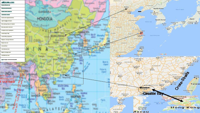 Guangzhou Ems China Map.Erworld Tv Theeconomist Moon Landing 50 Education S