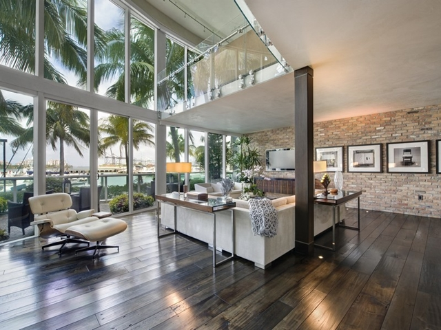 South Pointe Modern Apartment, Miami Beach, Florida ...