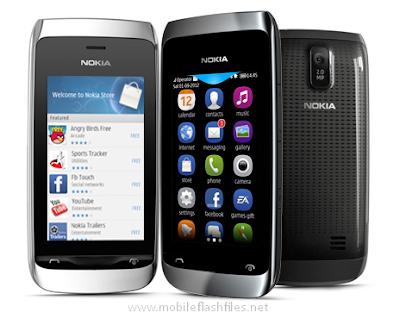Nokia-Asha-309-Flash-File