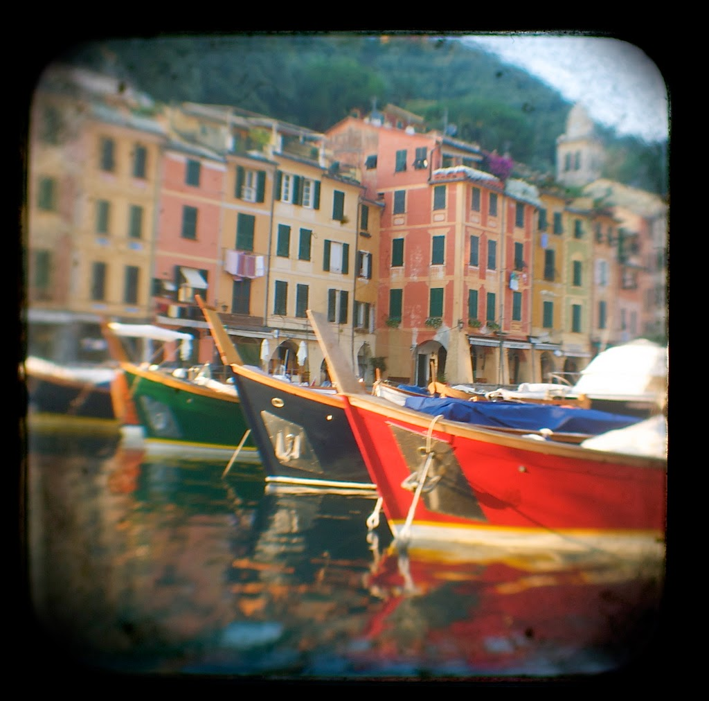 Portofino Harbor, Liguria