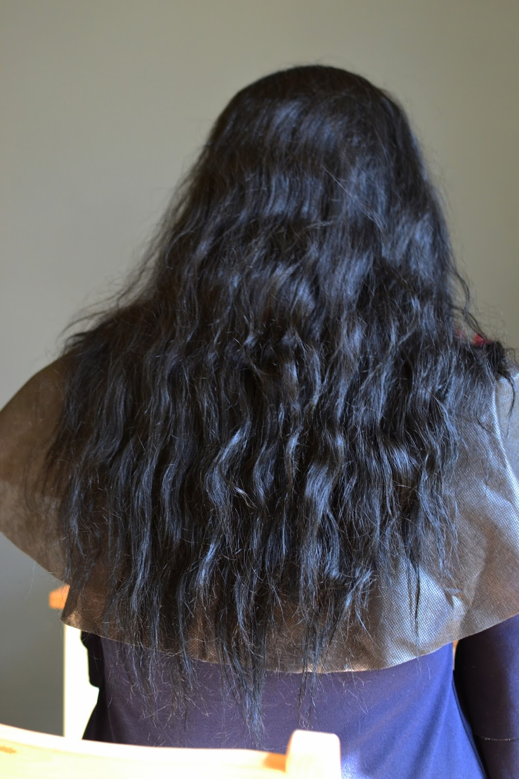 wykruszające się włosy