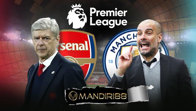 Prediksi Arsenal Vs Manchester City, Jumat 02 Maret 2018 Pukul 02.45 WIB