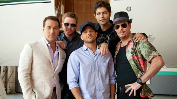 Entourage movie cast