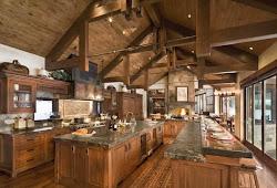 Ideias Fabulosas de Cozinhas Rústicas Design Innova