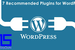 7 Recommended Plugins for WordPress