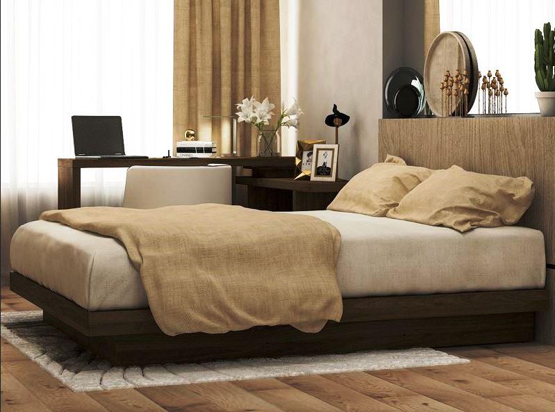 Ukuran Tempat Tidur 4 Kaki Berapa Cm