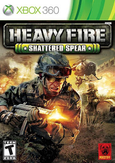 Download   Jogo Heavy Fire Shattered Spear   XBOX360 COMPLEX (2013)