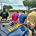 Grupo em carro blindado é preso com arma e munições em Itaberaba