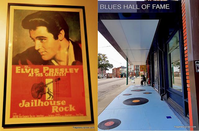 Elvis e o Blues, as duas grandes atrações de Memphis