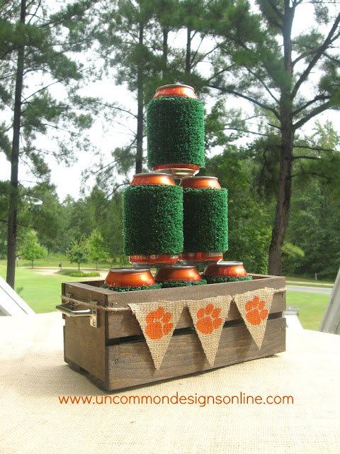 Astro Turf Tailgating Coozies