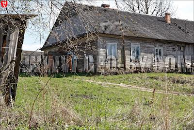 Петрово. Усадебный дом в фольварке