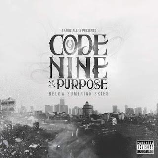 Code Nine & Purpose - Below Sumerian Skies (2016) - Album Download, Itunes Cover, Official Cover, Album CD Cover Art, Tracklist