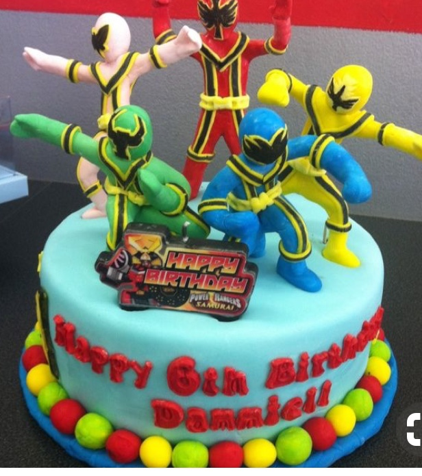 37 Children's Character Birthday Cake Ideas – Kids Party