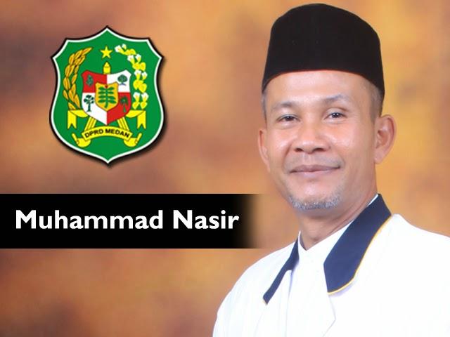 Nasir-DPRD-Medan-Minta-Laporkan-LHP-BPK-RI