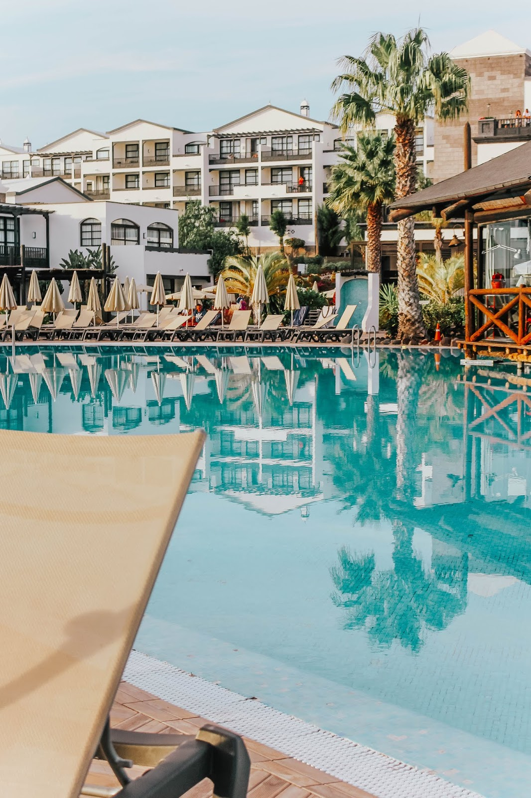 H10 Rubicon Palace Hotel Outdoor Swimming Pool