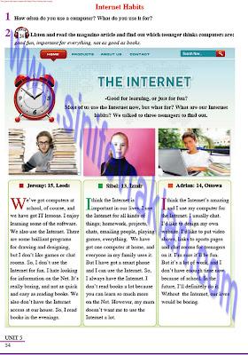 8. Sınıf İngilizce Tutku Yayınları Ders Kitabı Cevapları Sayfa 54