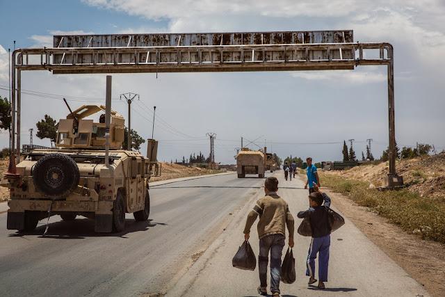 مسؤولون أمريكيون: إن التوتر بين الولايات المتحدة وتركيا يمكن أن يوقف التقدم ضد داعش