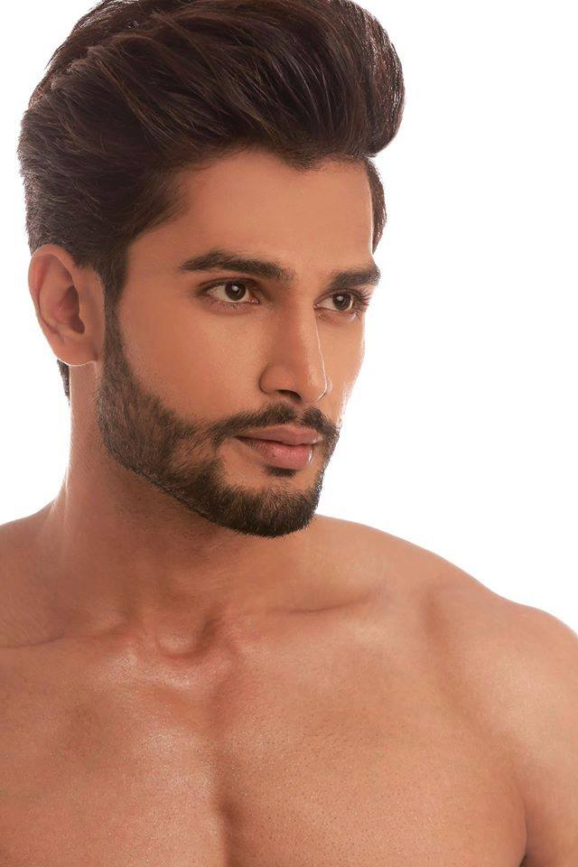 Rohit Khandelwal Scores History As First Indian Mr World