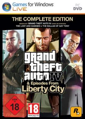 GTA 4 + Dlc Episodes From Liberty City PC Full Español