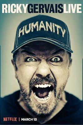 Ricky Gervais Humanity 2018 Custom HDRip Sub