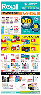 Rexall Flyer Canada valid August 17 - 23, 2018