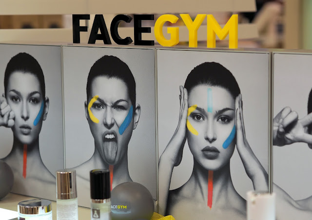 FaceCamp-FaceGym-Selfridges-review