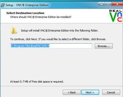 Vnc server license