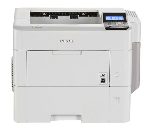 white pages per infinitesimal on newspaper sizes upward to  RICOH SP 5310DN Laser Printer Driver Download