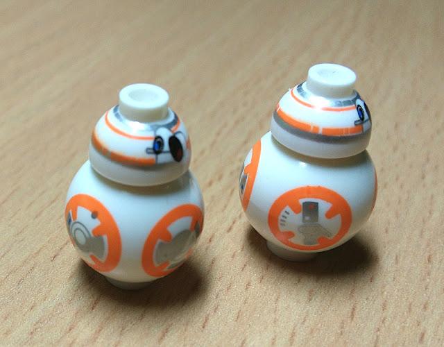 Фигурка лего дроид BB-8 купить