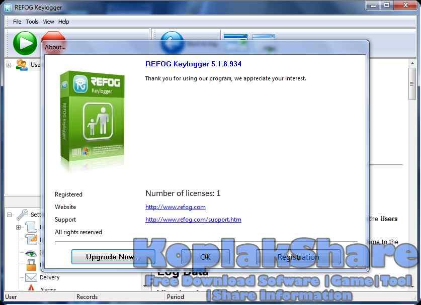 refog keylogger 5.1.8.934