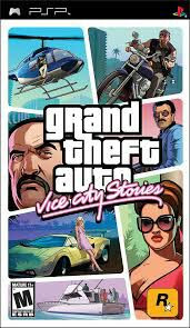 Grand Theft Auto: Vice City Stories ( BR ) [ PSP ]