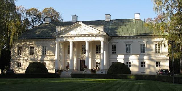 Pałac w Małej Wsi - 2017