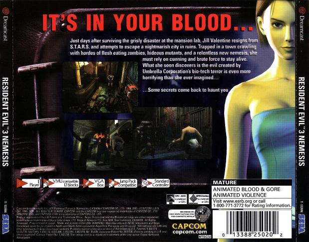 Resident Evil 3 Iso Ps1 Roms