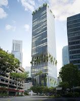 Torre di CRA e BIG a Singapore