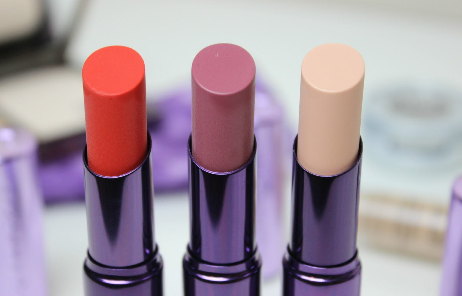 A picture of Sheer Revolution Lipsticks