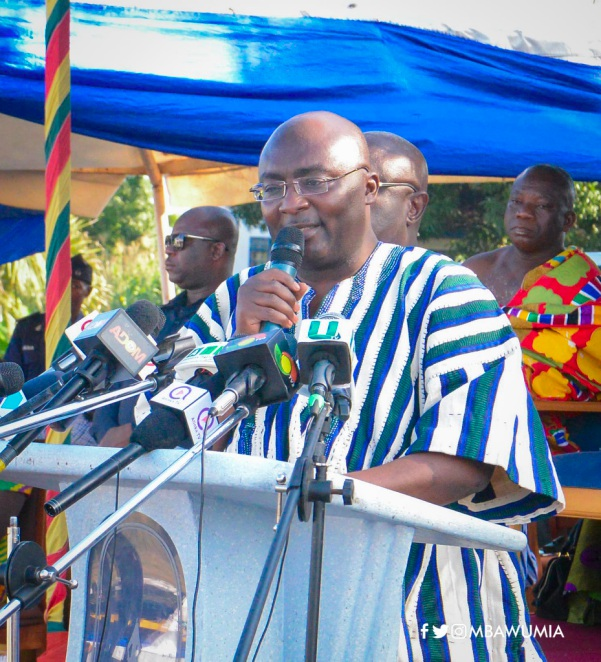 New Fiscal Regime For Mining Sector Soon – Vice President Bawumia