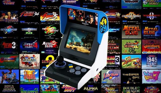ألعاب-Arcade-Games