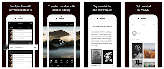 Aplikasi Filter iPhone Terbaik: VSCO