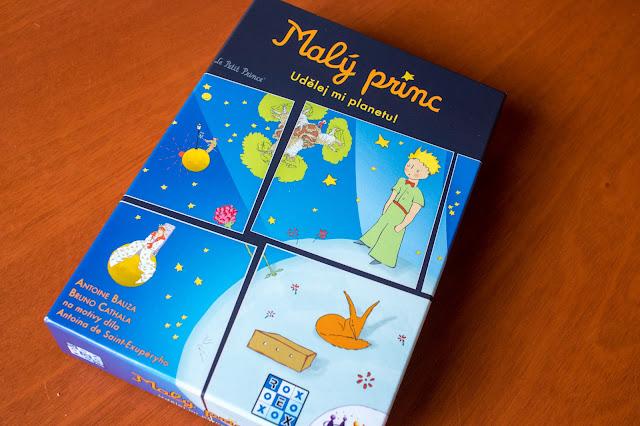Recenze hry Malý princ: udělej mi planetu na blogu https://www.spoluhratky.eu
