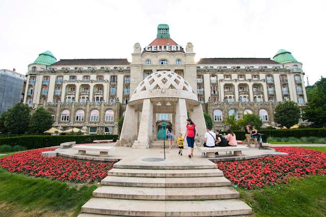 Bagni Gellert-Budapest
