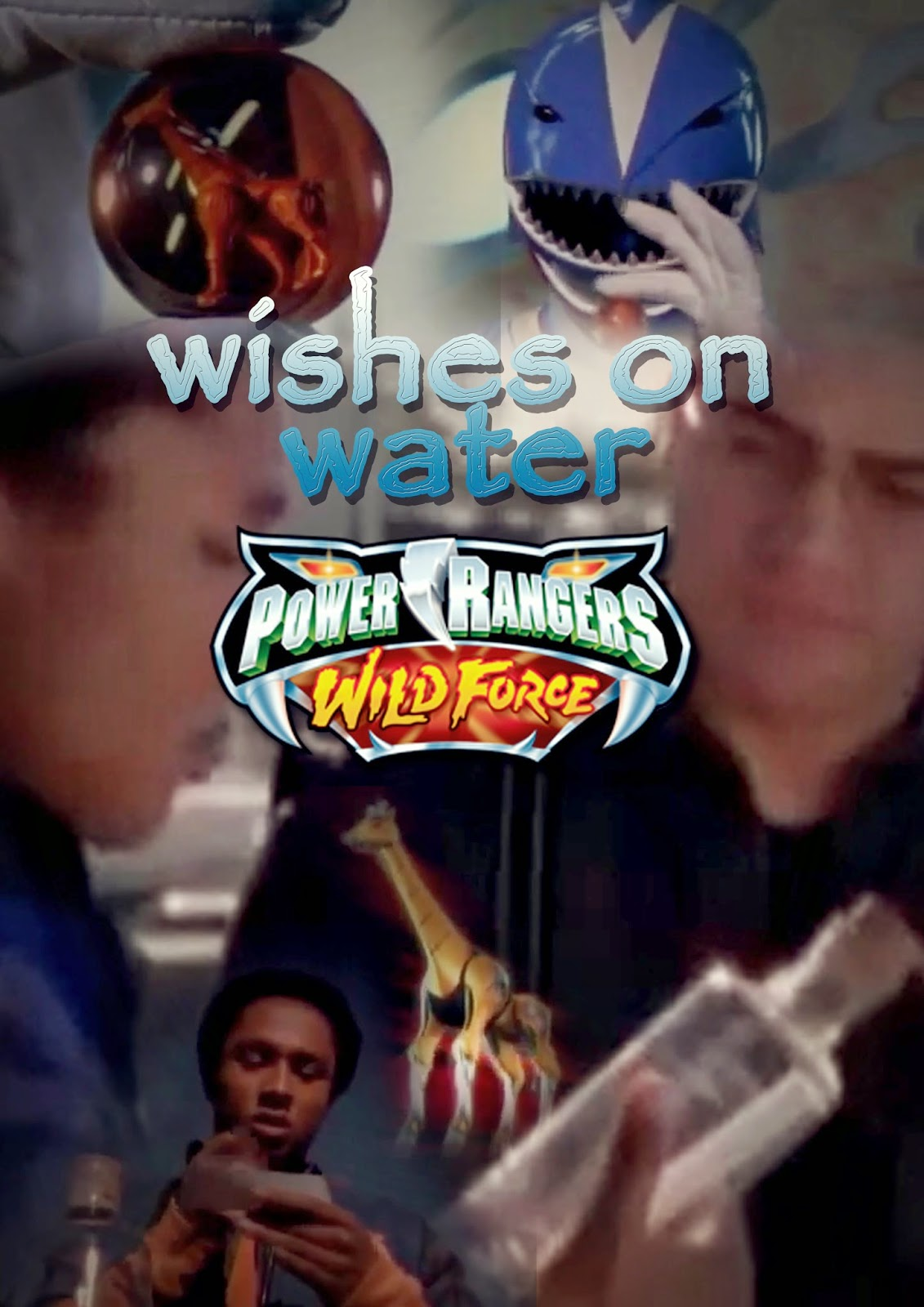 Power rangers wild force episodes wikipedia - Ring the bell