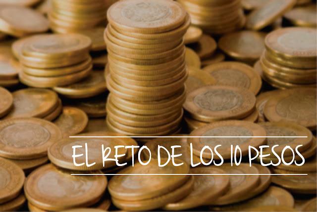 finanzas personales y ahorra 10 pesos cada día