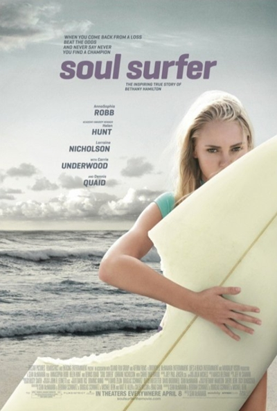 Soul Surfer DVDRip [Español Subtitulado] Descarga 1 Link