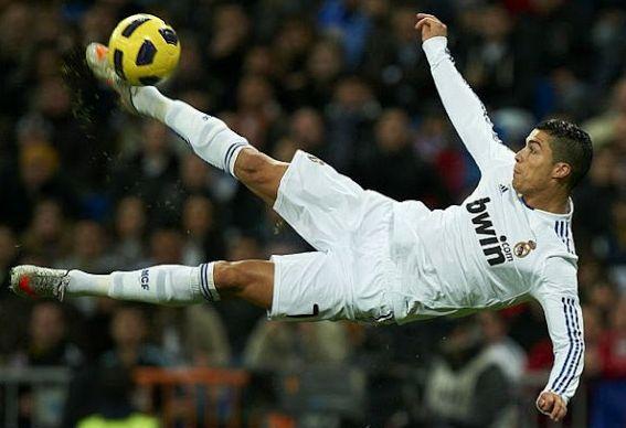 WOW! Cristiano Ronaldo Hits 500th Club Career Goal