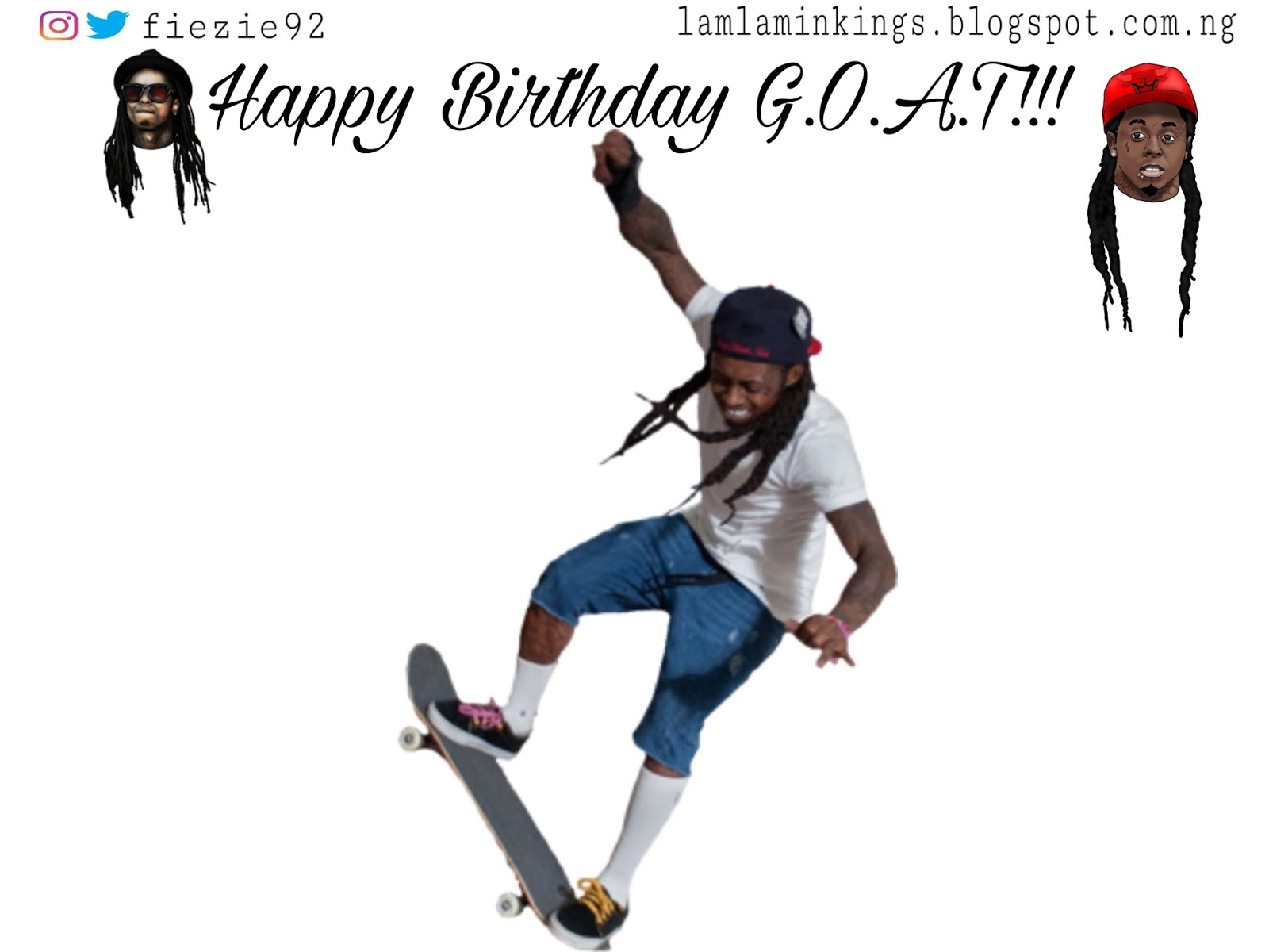 Lil Wayne, Happy Birthday, Young Money Entertainment,