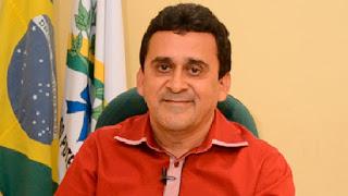 Resultado de imagem para foto de naldinho prefeito de são paulo do potengi