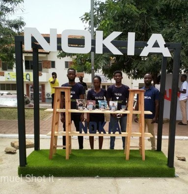 How Nokia Powered Pent Hall Week 2018