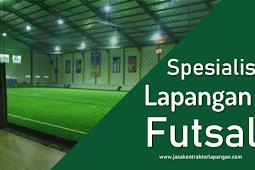 √ Konstruksi Baja Ringan Atap Futsal / Biaya Pembuatan Atap Lapangan Futsal
